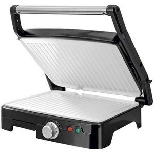 GRILL ÉLECTRIQUE GOURMETmaxx Turbo grill de table en céramique, 180