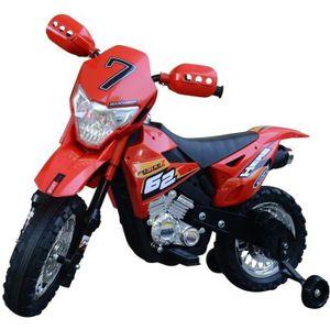 MOTO - SCOOTER Motocross électrique 35 W 107L x 53l x 70H cm enfa