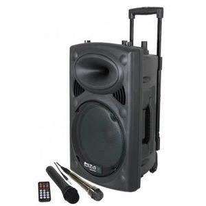 PACK SONO IBIZA PORT8VHF-BT-WH Système de sonorisation porta