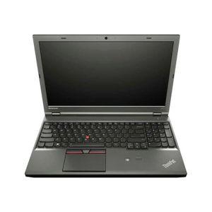 ORDINATEUR PORTABLE Lenovo ThinkPad W541 20EF Core i7 4910MQ - 2.9 GHz