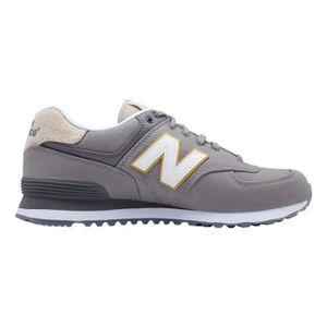 BASKET Chaussures New Balance ML 574 Core Plus gris blanc ...