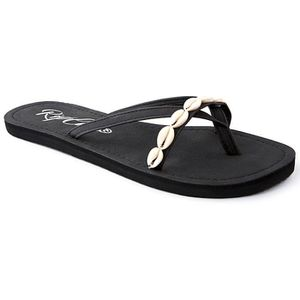 TONG RIP CURL Coco Tongues Femme - Taille 40 - NOIR