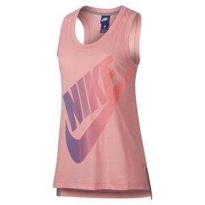 new style b3725 e2186 CHEMISE - CHEMISETTE Nike Sportswear, Débardeur, L, Sans manches, Encol ...