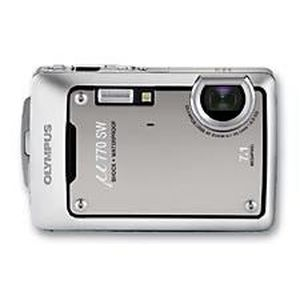 APPAREIL PHOTO COMPACT OLYMPUS µ 770 Gris