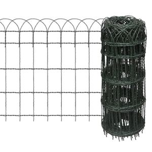 Grillage bordure de jardin - Achat / Vente pas cher