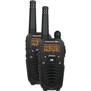 INTERCOM MOTO PRESIDENT Coffret de Talkie-walkies Freecomm 700