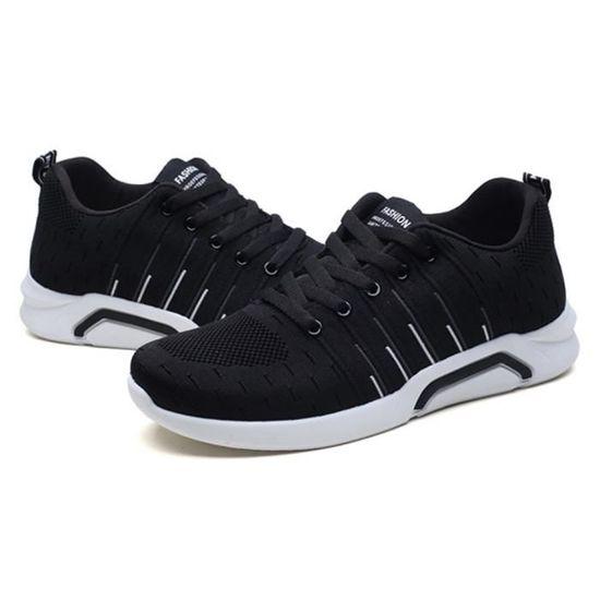Respirant D'hommes Chaussures Mode Course De gqR44wH0