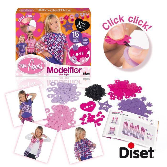 DISET Création Modèles et Accessoires de Mode Miss Pepis