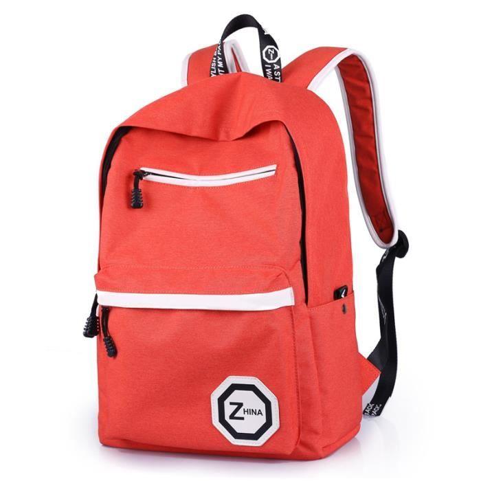 HuskSware® Hommes Femmes sac à dos sac décole camping en plein air Voyage à dos