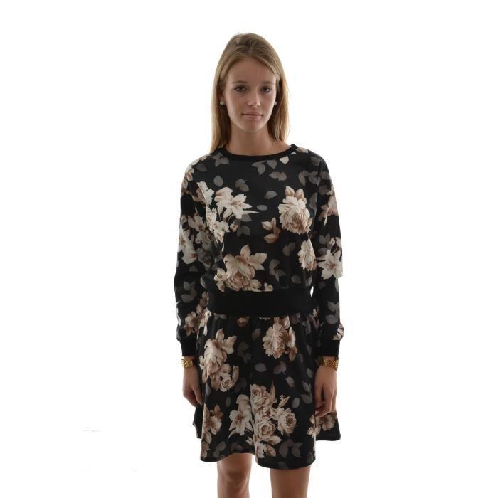 robe molly bracken star ensemble jupe et haut noir