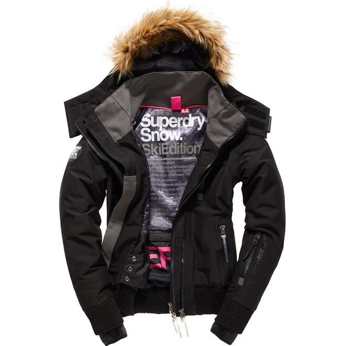 Superdry Pas Achat Vente Cher Snow Yxqnr6gY