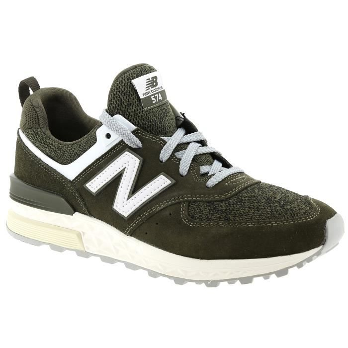 Baskets montantes - NEW BALANCE MS574