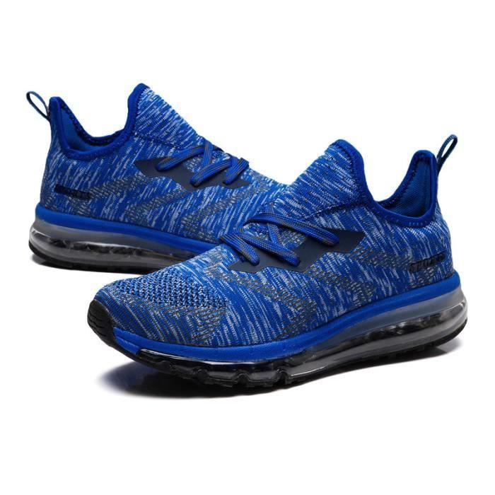 Femme Chaussures baskets Homme Creux AIR Running Chaussures de sport