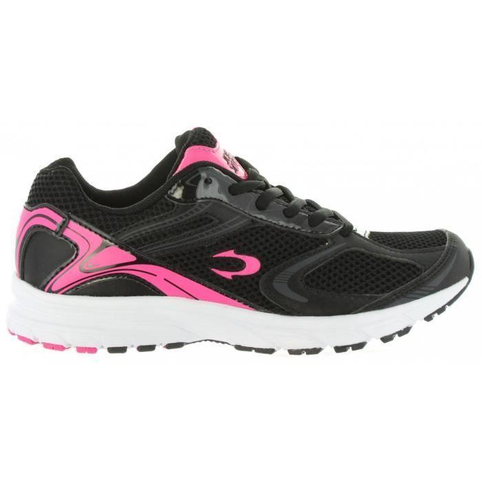 Chaussures de sport pour Femme JOHN SMITH RANDER W 17V NEGRO-FUCSIA VabEu