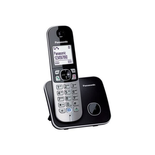 PANASONIC KX-TG6811GA MOCCA BRUN - Achat téléphone fixe pas cher ... 30de40965561