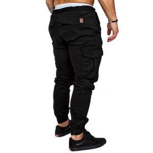 6c8fabdd81f ... PANTALON Minetom Pantalon Cargo Homme Eté Long Pantalon ave ...