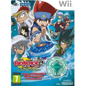 BEYBLADE+TOUPIE EXCLUSIVE Wii