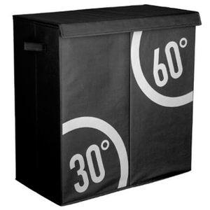 panier linge achat vente panier linge pas cher. Black Bedroom Furniture Sets. Home Design Ideas