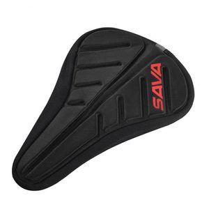 SELLE - TIGE DE SELLE Gel vélo Couvre-selle Extra Soft Pad 3D gel de sil