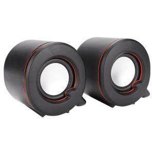 ENCEINTES Haut-parleur filaire mini-jack 3.5mm stéréo USB po