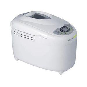 MACHINE À PAIN Concept PC-5040, Blanc, 1,25 kg, 750 g, Sombre, Lu