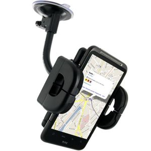 FIXATION - SUPPORT Support Voiture pour Smartphone - Ventouse + Grill 317fbd7a272