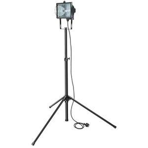 LAMPE DE CHANTIER BRENNENSTUHL Projecteur 400W avec pied télescopiqu