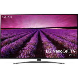 Téléviseur LED LG 49SM8200