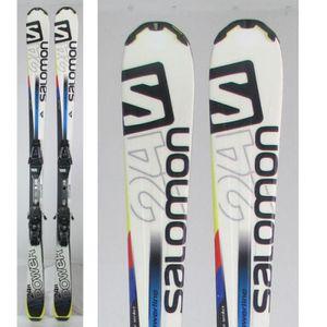 SKI SALOMON Ski 24 R Power + fixations