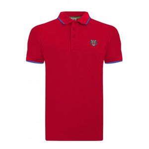ff3a765617661 Polo rouge homme - Achat   Vente Polo rouge Homme pas cher - Soldes ...