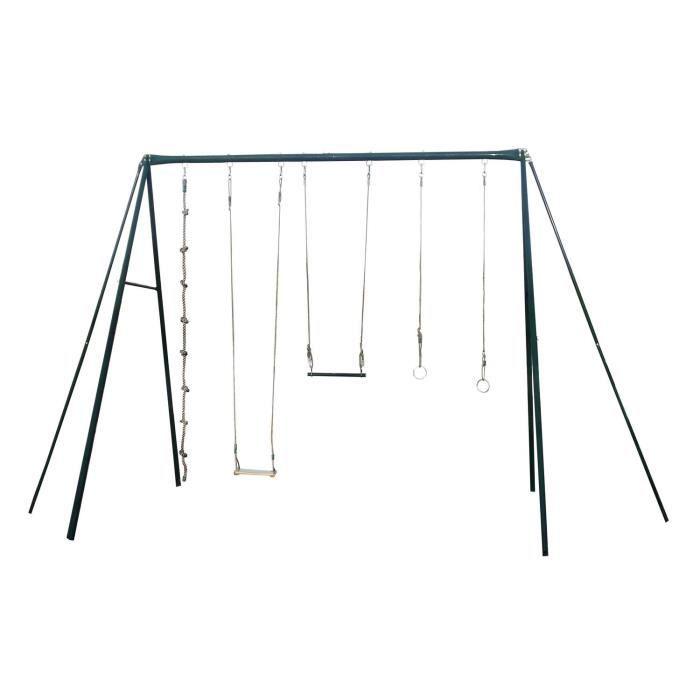Grand Portique / balancoire ado adulte 3,50 m