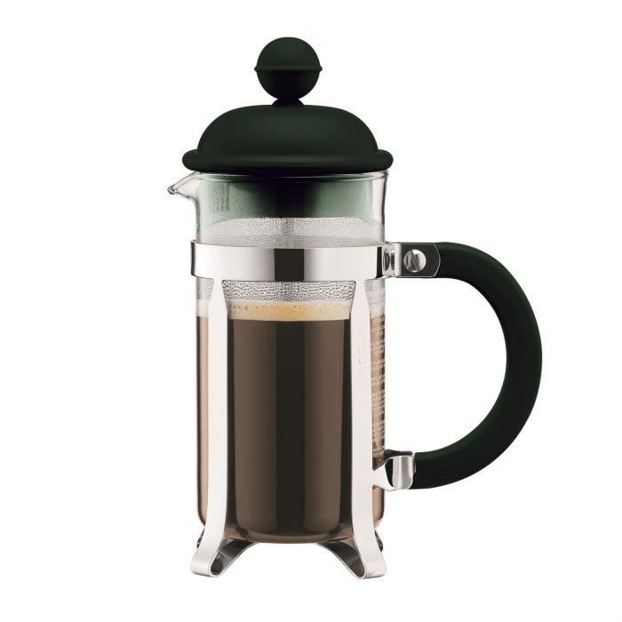BODUM CAFFETIERA Cafetière à piston 3 tasses - 0,35 L
