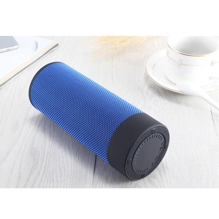 T4 Haut-parleur Extérieur Portable Bluetooth Stéréo Sans Fil Avec Audio Hd *w811