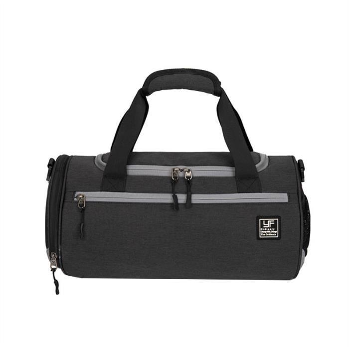 hommes femmes tissu oxford sac voyage gris achat vente sac de voyage 2009479626771 soldes. Black Bedroom Furniture Sets. Home Design Ideas