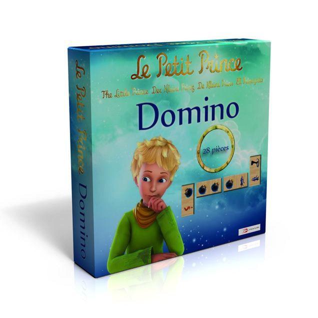 DOMINOS LE PETIT PRINCE - Jeu de Domino en bois