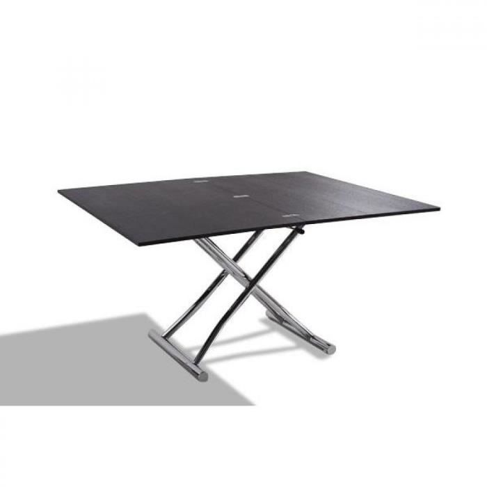 TABLE BASSE Table basse relevable extensible HIGH and LOW w…