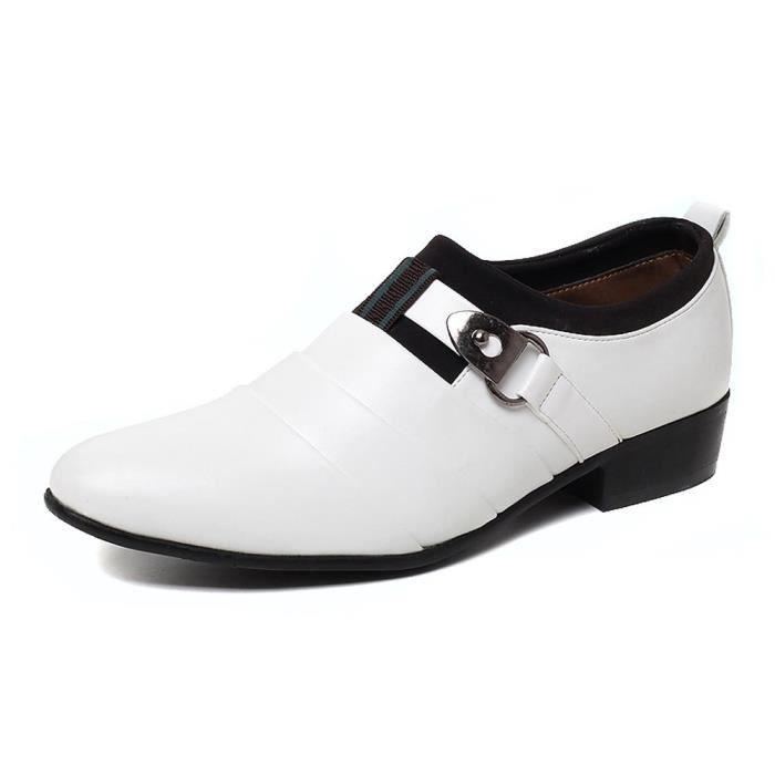 Chaussures Bateau Homme Nouvelle Arrivee D'Affaires à Lacets Plus Taille LéGer Noir 37 X07388_NEDAAFOA_162 ZFOoayM