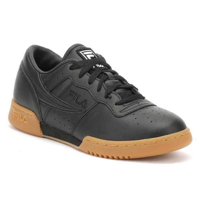 Chaussures Fila Disruptor noires Acheter en ligne pas cher