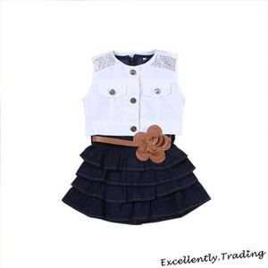 veste en jean enfant fille achat vente veste en jean enfant fille pas cher cdiscount. Black Bedroom Furniture Sets. Home Design Ideas