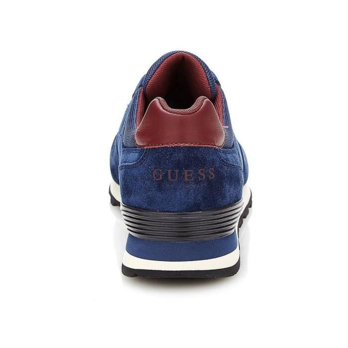 baskets charlie homme guess fmcha3 sue12