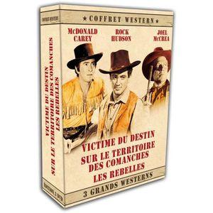 DVD FILM DVD Coffret western, vol. 1