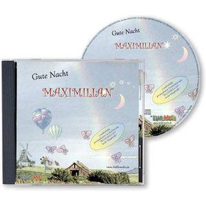RADIO CD ENFANT CD personnalisé Good Night Stories ( catégorie : L