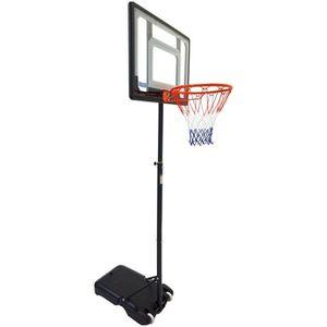 PANIER DE BASKET-BALL Panier de Basket sur Pied mobile BUMBER ORLANDO Ha