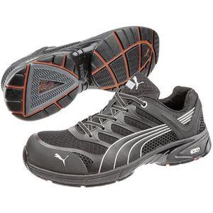 Chaussures de sécurité Fuse Motion Black Men Low HRO SRA
