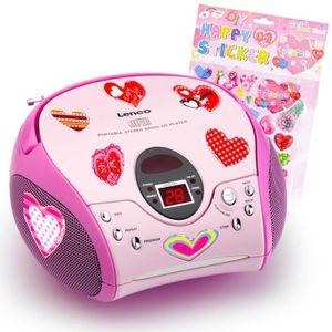 radio cd mp3 enfant achat vente jeux et jouets pas chers. Black Bedroom Furniture Sets. Home Design Ideas