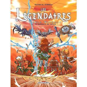 BANDE DESSINÉE Les Légendaires Tome 21 - La Bataille du néant