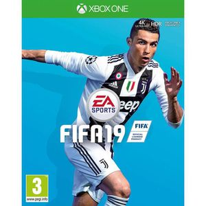 JEU XBOX ONE FIFA 19 Jeu Xbox One + 1 manette officiel xbox one