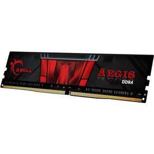 MÉMOIRE RAM GSKILL PC4-19200 Mémoire PC Aegis Series - DDR4 -