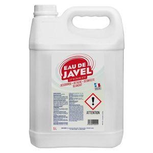 Eau de javel 5l achat vente eau de javel 5l pas cher for Mousse eau de javel