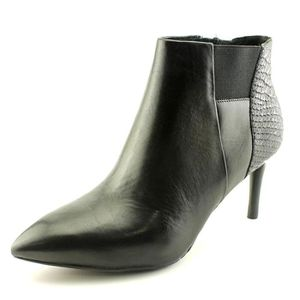 BOTTINE Rockport Total Motion Pointy Toe Layer Bootie Cuir